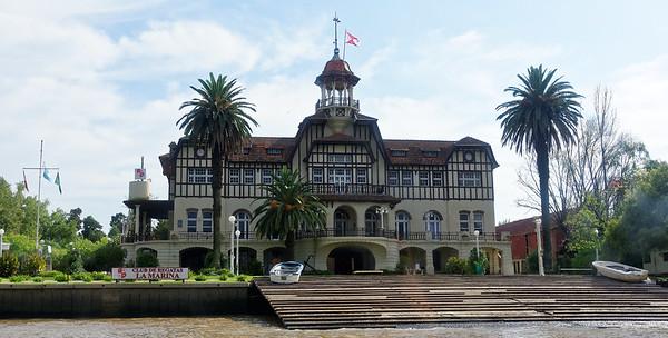Delta del Paraná - sailing club