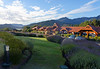 View of Hotel Llao Llao, Bariloche Argentina