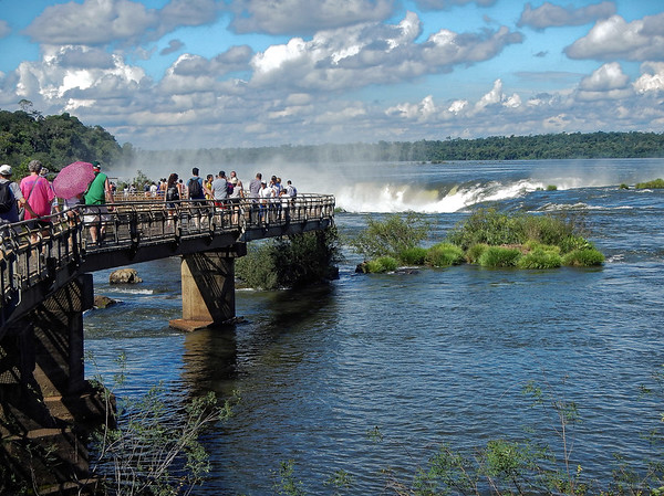 Iguazú Falls - spectacular