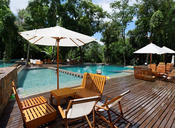 Loi Suites Iguazú Falls Argentina - pool