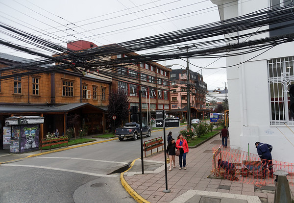 Puerto Varas, Chile - wiring could use some updating