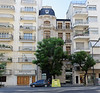 Buenos Aires Argentina - unique buildings tucked into tight spaces