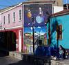 Valpariso, street mural art