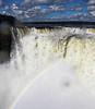 Iguazú Falls - rainbow