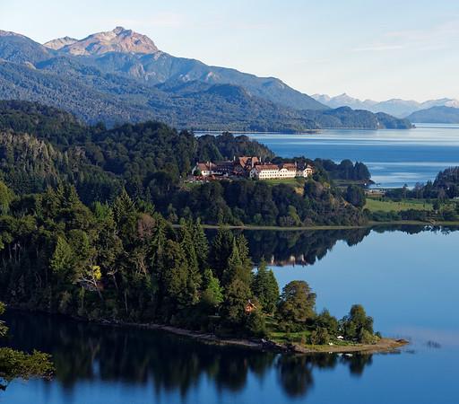 Hotel Llao Llao, Bariloche Argentina