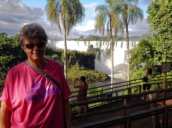 Iguazú Falls - Suzanne