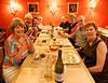 Puerto Varas, Chile - Las Buenas Brasas; Amy, Terry, Stevie, Janet, Richard, Suzanne, Richard, Liz