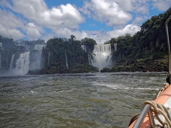 Iguazú Falls - our destination