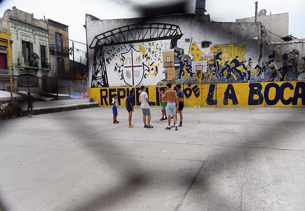 Buenos Aires Argentina - Caminito