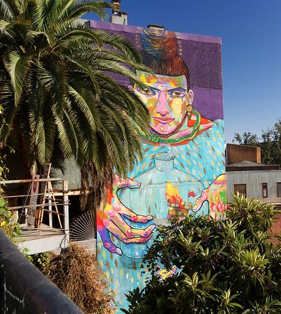 Valpariso, wall art