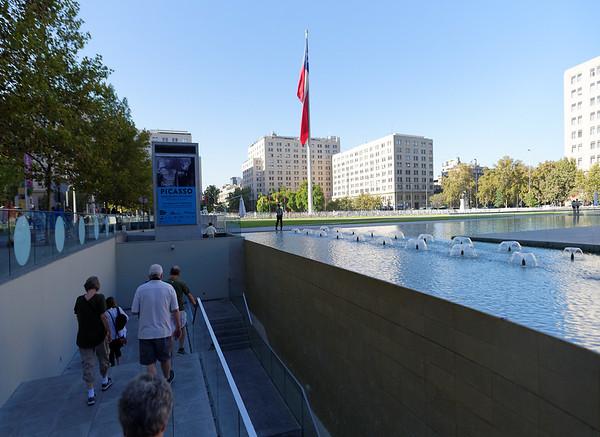 Santiago, Palacio de la Moneda