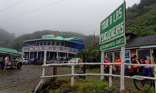 Chiloé Island, Chile - Restaurant Bahía Puñihuil and the penguin adventure