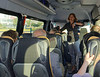 Group transfer from Santiago airport, Ariana