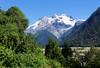 Crossing the Andes:  Volcano Tronador