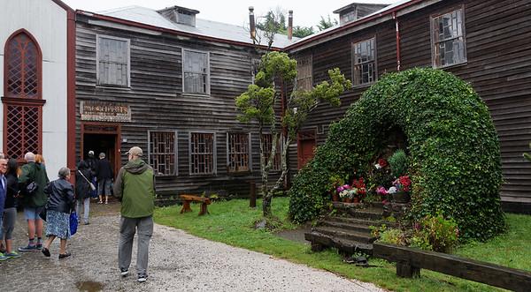 Chiloé Island, Chile - church museum