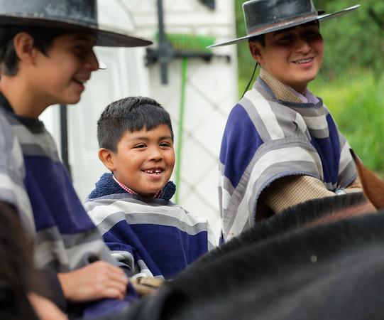 Las Olguitas, Chile - really cute kids