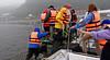 Chiloé Island, Chile - headed back to shore