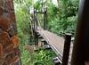 Loi Suites Iguazú Falls Argentina, suspension bridge between hotel units