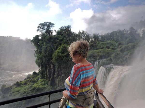 Iguazú Falls - Amy