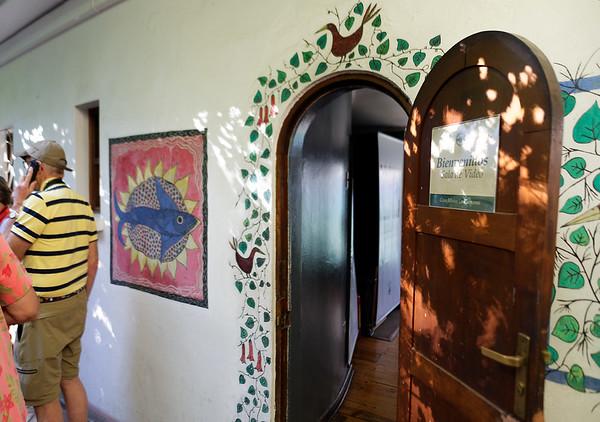 Santiago, La Chascona, Pablo Neruda's home