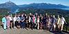 Mount Companario, Argentina - group photo