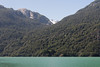 Crossing the Andes:  Volacano Tronador (Thunderer)