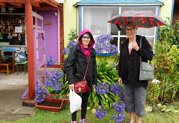 Chiloé Island, Chile - Stevie and Suzanne