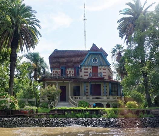 Delta del Paraná - nice home