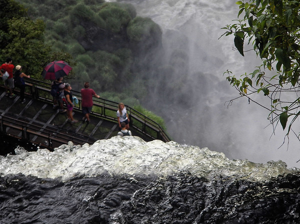 Iguazú Falls - view from above