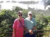 Iguazú Falls - Suzanne and Richard