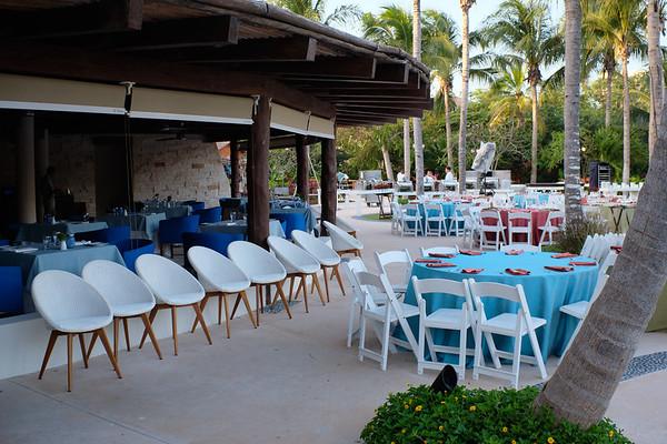 Secrets Akumal - Seaside Grill, Preferred customers only