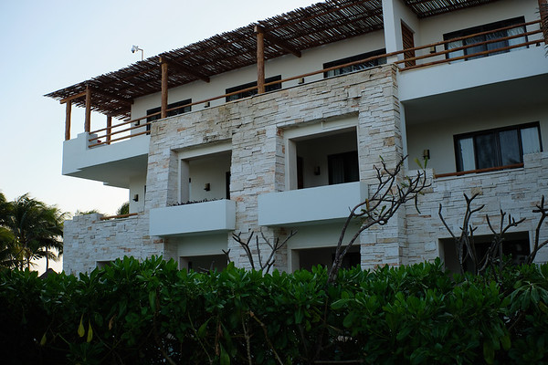 Secrets Akumal - 6 Preferred Suite buildings