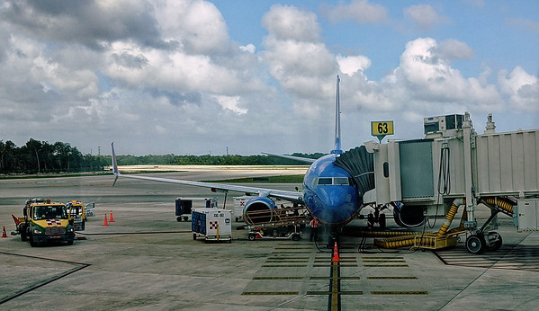 Cancun, Mexico Airport