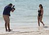 Akumal Secrets - photo shoot on the beach