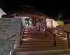 Akumal Secrets - lobby at night