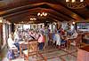Lunch at Villa Blanca