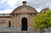 Cuenca's medical school, near the Universidad de Cuenca