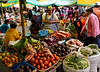 Gualaceo vegetable and fruit market