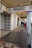 Entrance to the artisans' market