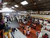 The mercado floor - very busy place