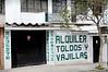 Party rentals, Quito