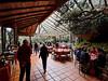 Dos Chorreras, our dining area