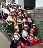 Las Cholas Cuencanas group photo