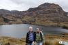 Richard and Juan Carlos at 13,000 feet