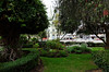Chordeleg, church and park