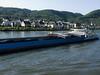 Coal ship, Cochem to Koblenz