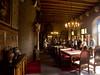 Cochem, Reichsburg Castle, dining hall
