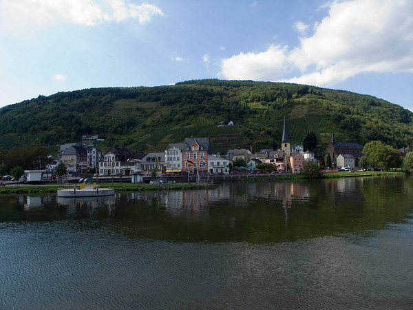 village between Zell and Cochem