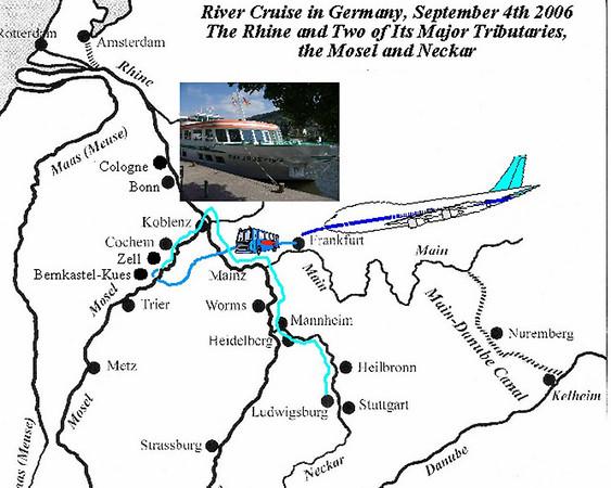 Germany Trip, detail