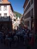 Heidelberg, street and people